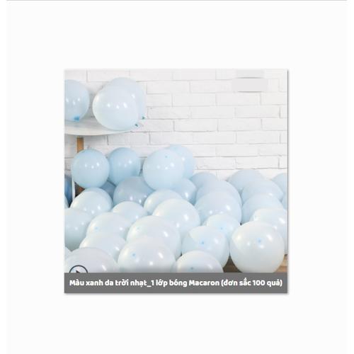 BB35_Set 100 quả bóng bay Macaron tròn loại 1 lớp trang trí sinh nhật,phòng cưới ,tỏ tình,lễ kỉ niệm Tặng phụ kiện - 4644707 , 17187030 , 15_17187030 , 150000 , BB35_Set-100-qua-bong-bay-Macaron-tron-loai-1-lop-trang-tri-sinh-nhatphong-cuoi-to-tinhle-ki-niem-Tang-phu-kien-15_17187030 , sendo.vn , BB35_Set 100 quả bóng bay Macaron tròn loại 1 lớp trang trí sinh nhật