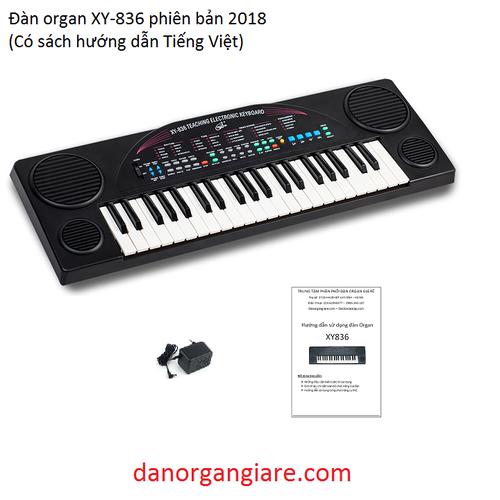 Đàn organ Xy836 - tặng Micro
