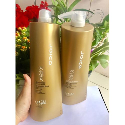 Cặp gội xả phục hồi tóc hư tổn JOICO K-PAK 1000ml - 7502242 , 17204522 , 15_17204522 , 1298000 , Cap-goi-xa-phuc-hoi-toc-hu-ton-JOICO-K-PAK-1000ml-15_17204522 , sendo.vn , Cặp gội xả phục hồi tóc hư tổn JOICO K-PAK 1000ml