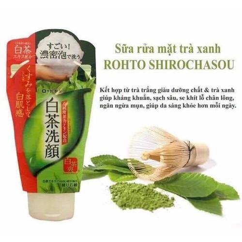 Sữa rửa mặt trà xanh Nhật Bản - 7490888 , 17194923 , 15_17194923 , 170000 , Sua-rua-mat-tra-xanh-Nhat-Ban-15_17194923 , sendo.vn , Sữa rửa mặt trà xanh Nhật Bản