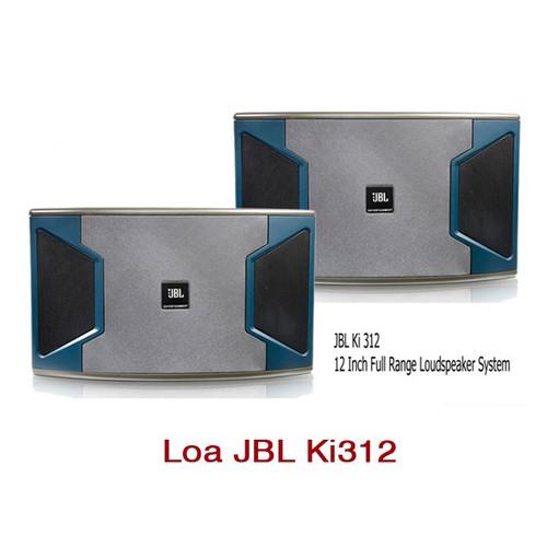 Loa karaoke Ki 312 nhập khẩu chính hãng