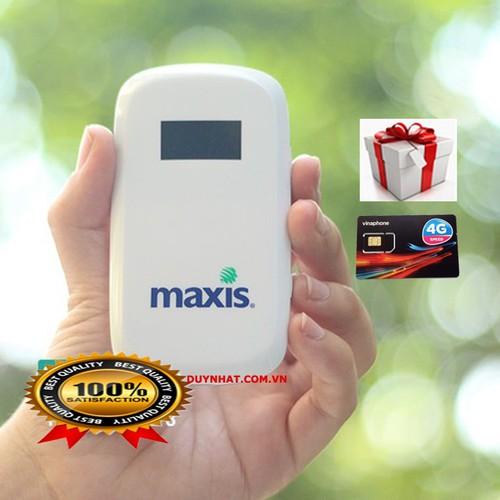 Củ Phát Wifi Maxis MF60 - Phát Wifi Tốc Độ Cao