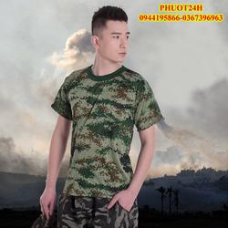 Áo Thun Rằn Ri Lính