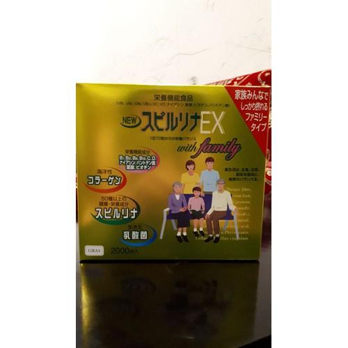 Tảo vàng EX Nhật Bản