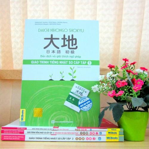 Sách Daichi Nihongo Shokyu Sơ cấp 1 Bản dịch và giải thích ngữ pháp