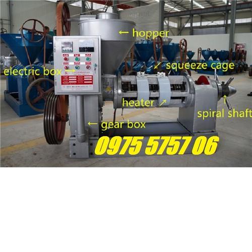 Máy ép dầu công nghiệp Guangxin YZYX 95 WK - 7498406 , 17198271 , 15_17198271 , 80000000 , May-ep-dau-cong-nghiep-Guangxin-YZYX-95-WK-15_17198271 , sendo.vn , Máy ép dầu công nghiệp Guangxin YZYX 95 WK