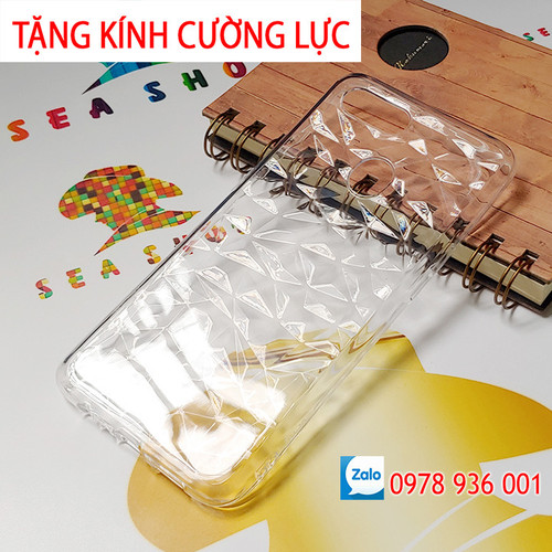[TẶNG CƯỜNG LỰC] Ốp lưng Oppo A7 silicon vân kim cương - 11435236 , 17201730 , 15_17201730 , 29000 , TANG-CUONG-LUC-Op-lung-Oppo-A7-silicon-van-kim-cuong-15_17201730 , sendo.vn , [TẶNG CƯỜNG LỰC] Ốp lưng Oppo A7 silicon vân kim cương