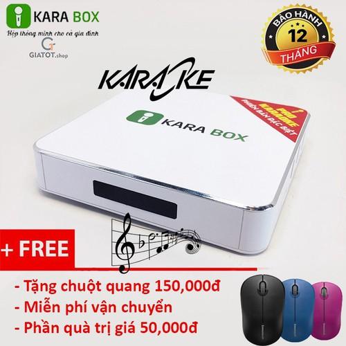 Android Kara Box Pro tặng chuột quang không dây