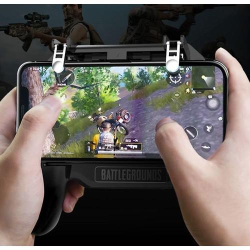 Tay cầm điện thoại chơi game kèm tản nhiệt thế hệ mới