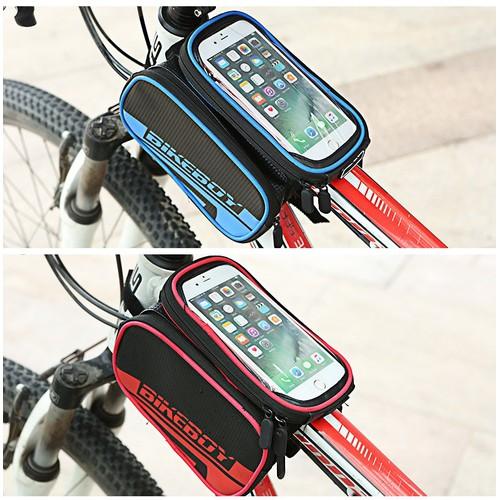 Túi treo sườn xe đạp bikeboy - 7488388 , 17193477 , 15_17193477 , 250000 , Tui-treo-suon-xe-dap-bikeboy-15_17193477 , sendo.vn , Túi treo sườn xe đạp bikeboy