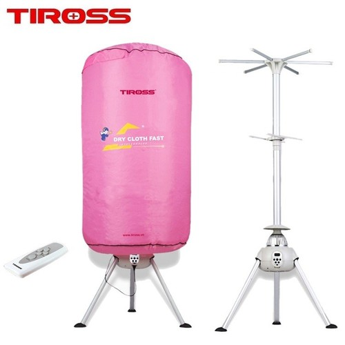 Máy sấy quần áo Tiross TS881 - 4819883 , 17194632 , 15_17194632 , 1690000 , May-say-quan-ao-Tiross-TS881-15_17194632 , sendo.vn , Máy sấy quần áo Tiross TS881