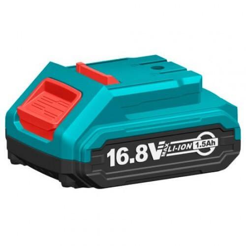 Pin 16.8V 1.5Ah dùng cho máy khoan Total TBLI16151