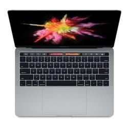 Máy tính Apple MacBook Pro 2017 13 inch Touchbar – New Gray-I7-3.5G-16GB-512GB MPXW2
