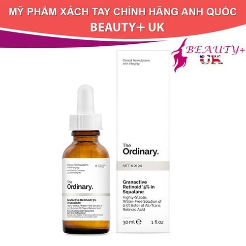 Serum the Ordinary Granactive Retinoid in Squalane Chống Lão Hoá Thâm Mụn
