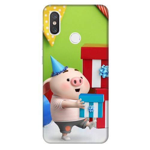 Ốp lưng nhựa cứng nhám dành cho Xiaomi Mi 8 in hình Heo Con Mừng Sinh Nhật - 11207143 , 17204774 , 15_17204774 , 99000 , Op-lung-nhua-cung-nham-danh-cho-Xiaomi-Mi-8-in-hinh-Heo-Con-Mung-Sinh-Nhat-15_17204774 , sendo.vn , Ốp lưng nhựa cứng nhám dành cho Xiaomi Mi 8 in hình Heo Con Mừng Sinh Nhật