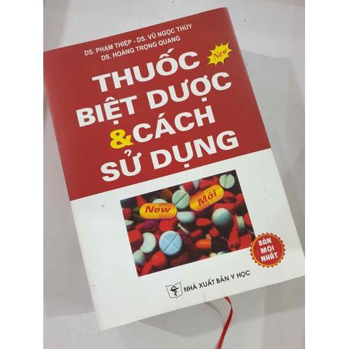 Sách thuốc biệt dược và cách sử dụng - 7487477 , 17193260 , 15_17193260 , 585000 , Sach-thuoc-biet-duoc-va-cach-su-dung-15_17193260 , sendo.vn , Sách thuốc biệt dược và cách sử dụng