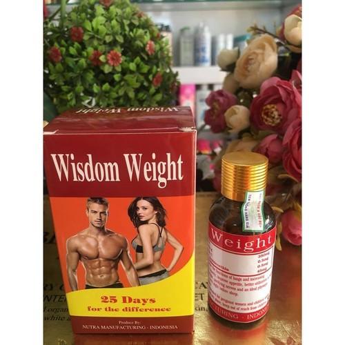Vitamin tăng cân wisdom