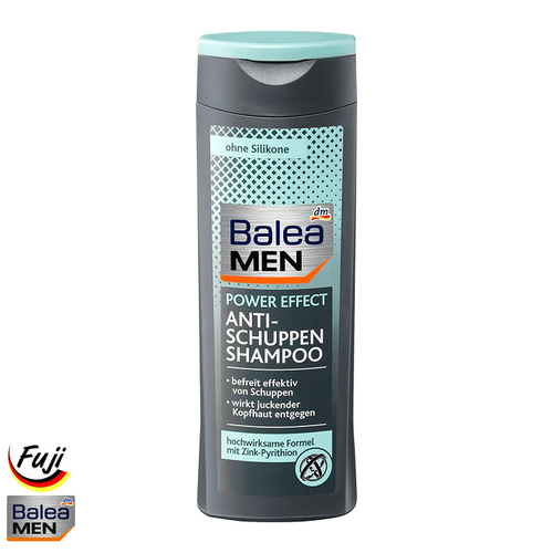 Hàng Đức |Dầu  gội trị gàu và chăm sóc tóc-  Balea MEN 250 ml