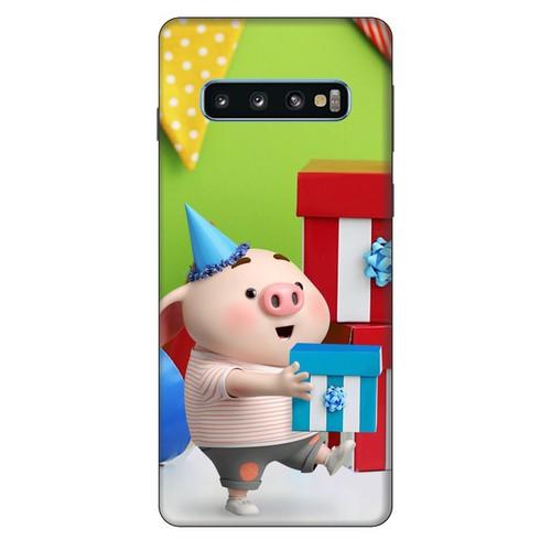 Ốp lưng nhựa cứng nhám dành cho Samsung Galaxy S10 in hình Heo Con Mừng Sinh Nhật - 7502657 , 17205973 , 15_17205973 , 99000 , Op-lung-nhua-cung-nham-danh-cho-Samsung-Galaxy-S10-in-hinh-Heo-Con-Mung-Sinh-Nhat-15_17205973 , sendo.vn , Ốp lưng nhựa cứng nhám dành cho Samsung Galaxy S10 in hình Heo Con Mừng Sinh Nhật