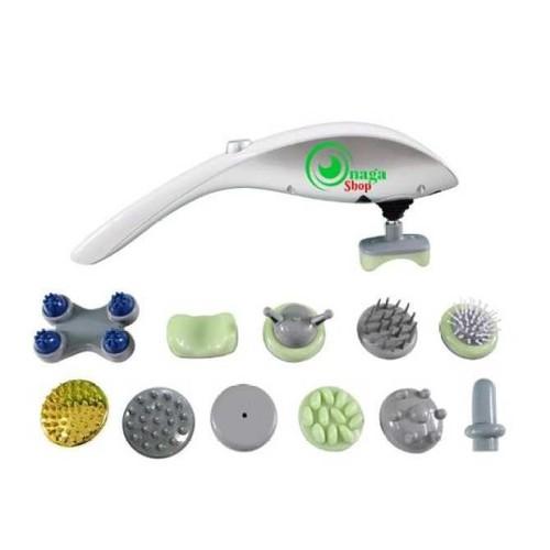 Máy massage cầm tay 11 đầu Luxurious Massager hàng nhập khẩu