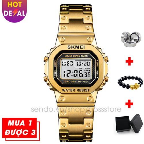 Đồng hồ nam thời trang phong cách thể thao SKMEI SK051 chống nước