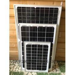 Tấm pin năng lượng mặt trời 30W mono
