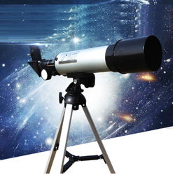 Kính thiên văn khúc xạ F36050 Bạc
