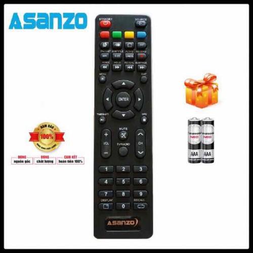 Điều khiển Smart TV ASANZO zin