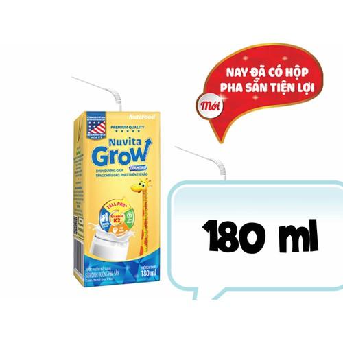 Thùng 48 hộp Sữa bột pha sẵn Nuvita Grow Diamond 180ml - 4651499 , 17231640 , 15_17231640 , 555000 , Thung-48-hop-Sua-bot-pha-san-Nuvita-Grow-Diamond-180ml-15_17231640 , sendo.vn , Thùng 48 hộp Sữa bột pha sẵn Nuvita Grow Diamond 180ml