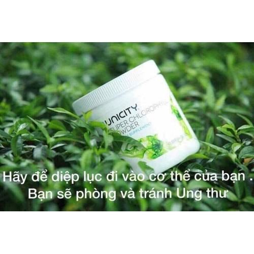 Bột diệp lục Unicity Super Powder Chlorophyll