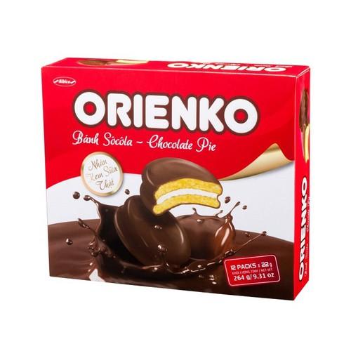 Bánh ngọt Orienko Bibica hương socola hộp 264g - 7504636 , 17215891 , 15_17215891 , 46700 , Banh-ngot-Orienko-Bibica-huong-socola-hop-264g-15_17215891 , sendo.vn , Bánh ngọt Orienko Bibica hương socola hộp 264g