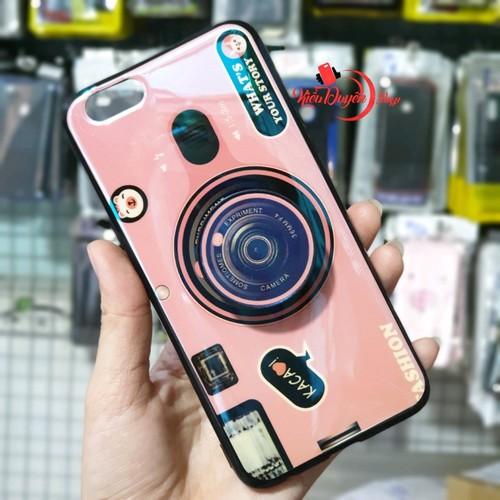 Ốp lưng Oppo F3 hình máy ảnh kèm giá đỡ và dây đeo - 4650586 , 17226333 , 15_17226333 , 80000 , Op-lung-Oppo-F3-hinh-may-anh-kem-gia-do-va-day-deo-15_17226333 , sendo.vn , Ốp lưng Oppo F3 hình máy ảnh kèm giá đỡ và dây đeo