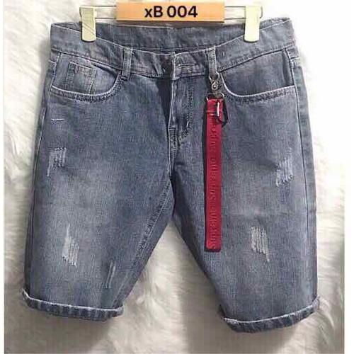 quần short jean nam siêu model giá rẻ - 11444219 , 17224364 , 15_17224364 , 155000 , quan-short-jean-nam-sieu-model-gia-re-15_17224364 , sendo.vn , quần short jean nam siêu model giá rẻ