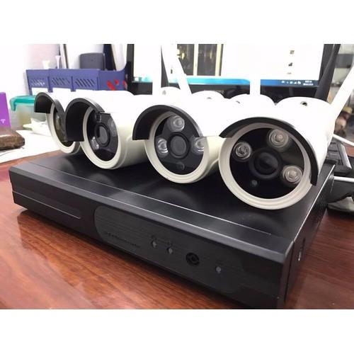 Bộ Kit Camera Không Dây NVR KIT 1.0 HD - 11439585 , 17212060 , 15_17212060 , 2336000 , Bo-Kit-Camera-Khong-Day-NVR-KIT-1.0-HD-15_17212060 , sendo.vn , Bộ Kit Camera Không Dây NVR KIT 1.0 HD
