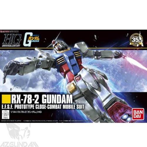 Đồ chơi mô hình lắp ráp Gundam Bandai HG UC 191 RX-78-2 Gundam - 4651013 , 17228721 , 15_17228721 , 260000 , Do-choi-mo-hinh-lap-rap-Gundam-Bandai-HG-UC-191-RX-78-2-Gundam-15_17228721 , sendo.vn , Đồ chơi mô hình lắp ráp Gundam Bandai HG UC 191 RX-78-2 Gundam