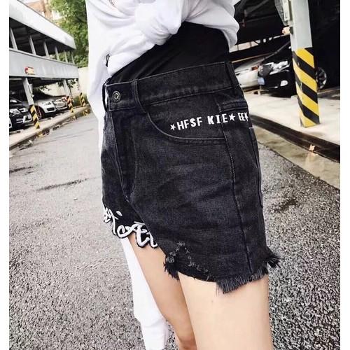 Quần short jean nữ lưng cao SIÊU HOT - 11440624 , 17214913 , 15_17214913 , 150000 , Quan-short-jean-nu-lung-cao-SIEU-HOT-15_17214913 , sendo.vn , Quần short jean nữ lưng cao SIÊU HOT