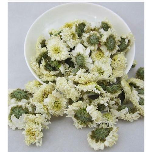 Trà hoa cúc trắng nguyên bông 100gr