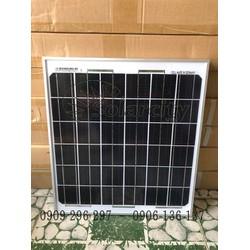 Tấm pin mặt trời Mono 15w hiệu suất cao