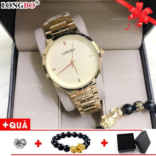 Đồng hồ nam LONGBO cao cấp thanh lịch giá siêu rẻ LBM110