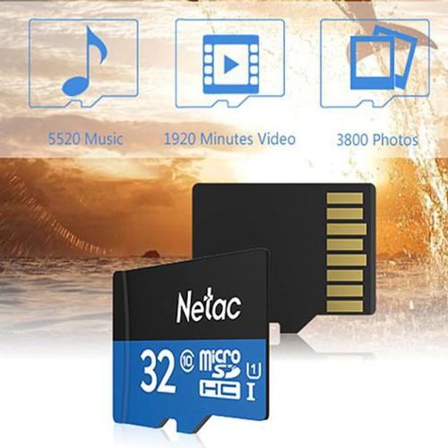 Thẻ Nhớ Netac 32GB Micro SD Class 10 Chính Hãng Bảo Hành 5 Năm - 11414142 , 17234719 , 15_17234719 , 248000 , The-Nho-Netac-32GB-Micro-SD-Class-10-Chinh-Hang-Bao-Hanh-5-Nam-15_17234719 , sendo.vn , Thẻ Nhớ Netac 32GB Micro SD Class 10 Chính Hãng Bảo Hành 5 Năm