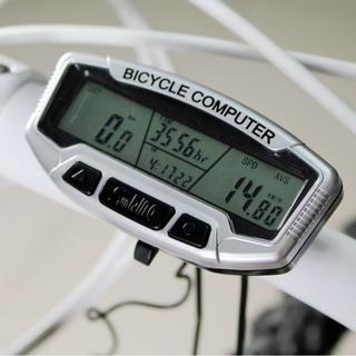 Đồng hồ tốc độ xe đạp đa chức năng 453 TI - 453 TI thumbnail