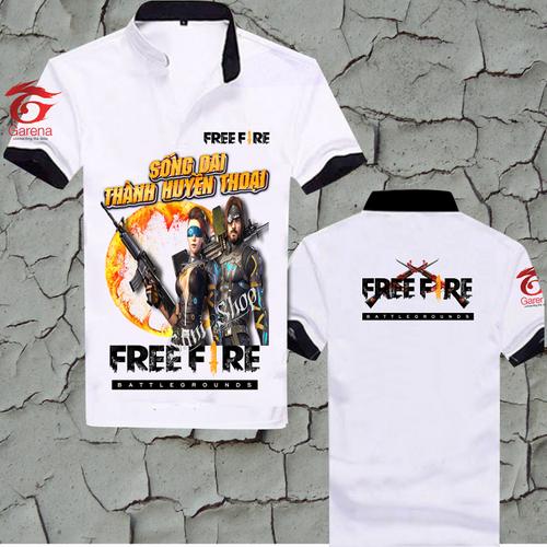 Áo thun Free Fire - 4827105 , 17236598 , 15_17236598 , 150000 , Ao-thun-Free-Fire-15_17236598 , sendo.vn , Áo thun Free Fire