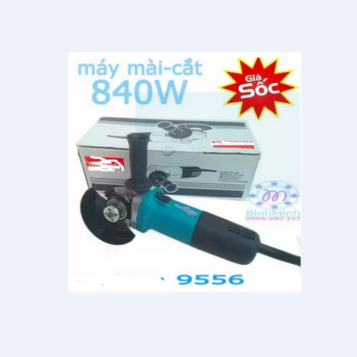 máy mài góc 9556-840w chuyên nghiệp