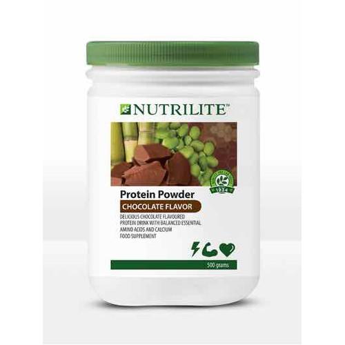 TPBS NUTRILITE AMWAY Protein Powder vị Sô-cô-la 500g