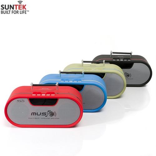 Loa Bluetooth cao cấp SUNTEK WS-1836