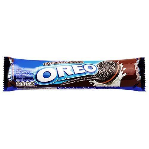 Bánh quy nhân kem socola Oreo gói 137g