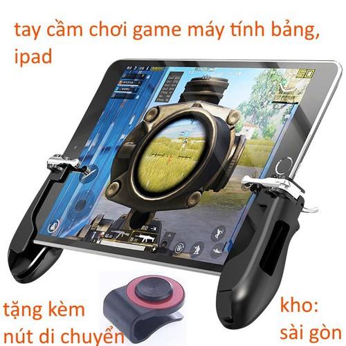 tay cầm chơi game PUBG cho máy tính bảng - 4824889 , 17220255 , 15_17220255 , 160000 , tay-cam-choi-game-PUBG-cho-may-tinh-bang-15_17220255 , sendo.vn , tay cầm chơi game PUBG cho máy tính bảng