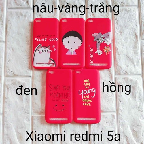 Ốp lưng Xiaomi redmi 5a full màu dẻo - 11444518 , 17225073 , 15_17225073 , 30000 , Op-lung-Xiaomi-redmi-5a-full-mau-deo-15_17225073 , sendo.vn , Ốp lưng Xiaomi redmi 5a full màu dẻo