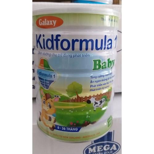 Sữa Kidformula 1 bay dành cho trẻ 6_36 tháng - 7648997 , 17226850 , 15_17226850 , 399000 , Sua-Kidformula-1-bay-danh-cho-tre-6_36-thang-15_17226850 , sendo.vn , Sữa Kidformula 1 bay dành cho trẻ 6_36 tháng