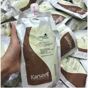 dầu ủ tóc collagen - m4484